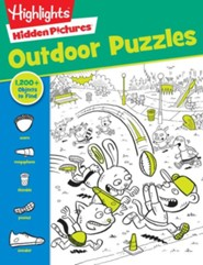 Highlights(tm) Hidden Pictures(r) Favorite Outdoor Puzzles