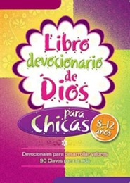 Libro Devocionario de Dios Para Chicas = God's Little Devotional Book for Girls
