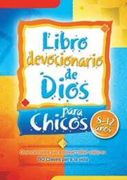 Libro Devocionario de Dios Para Chicos = God's Little Devotional Book for Boys