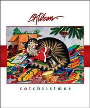 CatChristmas  -     By: B. Kliban