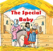 The Special Baby - Jesus Board Book