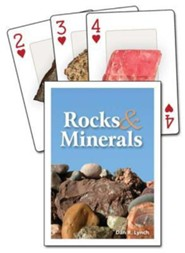 Rocks & Minerals Playing Cards  -     By: Dan R. Lynch