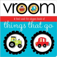 Fit and Feel Vroom Boardbook