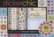 Sticker Chic Sticker and Note Box  -