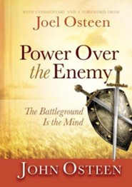 Power Over the Enemy: Breaking Free From Spiritual   Strongholds, Unabridged Audio CD