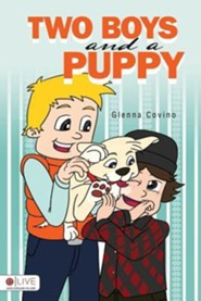 Two Boys and a Puppy  -     By: Glenna Covino