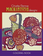 Charles Rennie Mackintosh Designs Coloring Book  -     By: Charles Rennie Mackintosh(ILLUS)     Illustrated By: Charles Rennie Mackintosh
