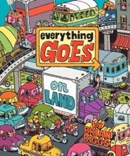 Everything Goes: By Sea  -     By: Brian Biggs     Illustrated By: Brian Biggs