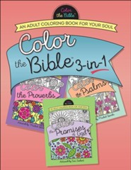 Color the Bible™ 3-in-1