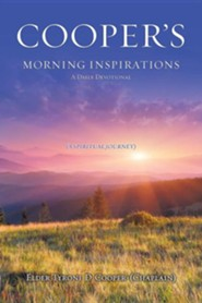 Cooper's Morning Inspirations  -     By: Elder Tyrone D. Cooper