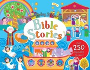 Never-Ending Sticker Fun: Bible Stories