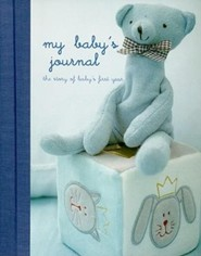 My Babys Journal: The Story of Baby's First YearBlue Edition