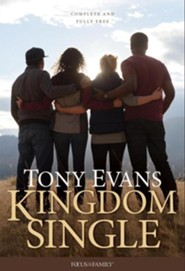 Kingdom Single: Living Complete and Fully Free