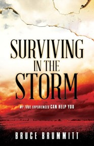 Surviving in the Storm: My True Experiences Can Help You  -     By: Bruce Brummitt