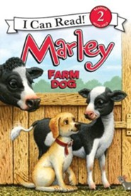 Marley: Farm Dog  -     By: John Grogan     Illustrated By: Richard Cowdrey