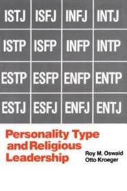 Personality Type and Religious Leadership  -     By: Roy M. Oswald, Otto Kroeger