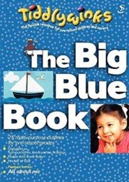 Tiddlywinks: The Big Blue Book