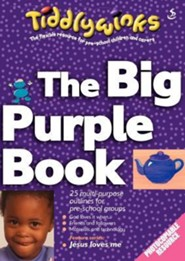 The Big Purple Book  -     Edited By: Maggie Barfield     By: Maggie Barfield(ED.)