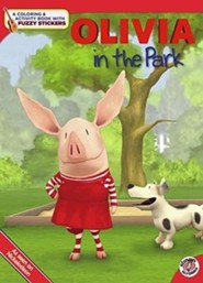 Olivia in the Park  -     By: Tina Gallo     Illustrated By: Drew Rose