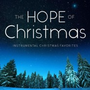 The Hope Of Christmas (Instrumental) CD