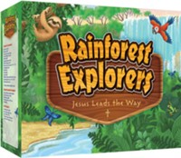 Rainforest Explorers Starter Kit