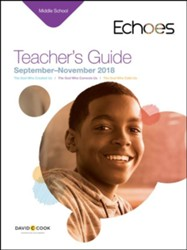 Echoes Middle School Teacher Guide