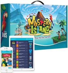 Contemporary Mystery Island Super Starter Kit Plus Digital