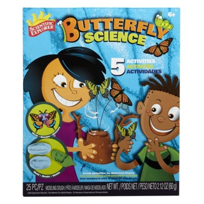 Butterfly Science  -