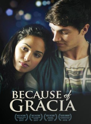 Because Of Gracia, DVD   -