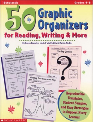 50 Graphic Organizers: Templates & Strategies  -