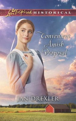 Convenient Amish Proposal  -     By: Jan Drexler