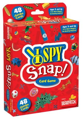 I SPY Snap! Card Game  -