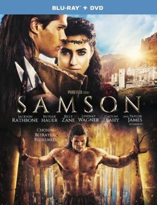 Samson, Blu-ray + DVD + Digital   -