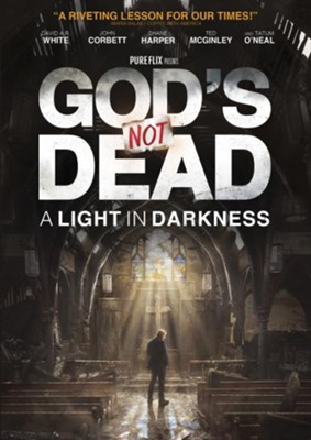 God's Not Dead: A Light in Darkness, DVD   -