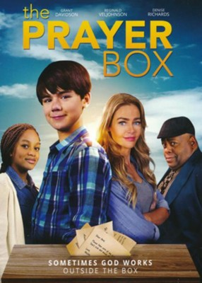 The Prayer Box, DVD -