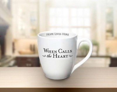 When Calls the Heart: Hearties Coffee Cup (White)   -