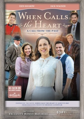 When Calls the Heart: A Call from the Past, DVD   -
