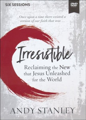 Irresistible Video Study  -     By: Andy Stanley
