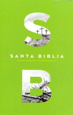 Biblia NVI Excelencia, Ultrafina, Enc. Suave, Verde  (NVI Excellence Bible, Ultrathin, Softcover, Green)  -