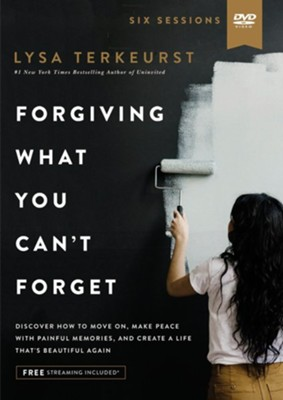 Forgiving What You Can't Forget DVD Study  -     By: Lysa TerKeurst