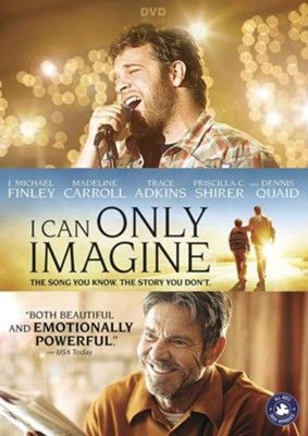 I Can Only Imagine, DVD   -     By: Bart Millard