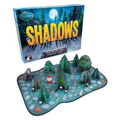 Shadows In The Forest, Play In the Dark, Strategy Game  -