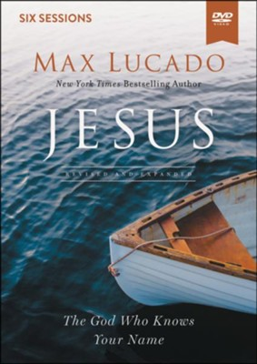 Jesus Video Study  -     By: Max Lucado