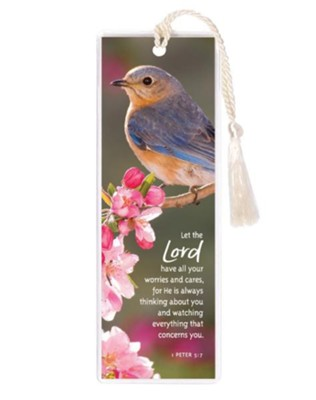 Let the Lord Have All Your Worries and Cares Bookmark  -