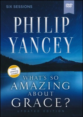 What's So Amazing About Grace? Video Study Revised  -     By: Philip Yancey