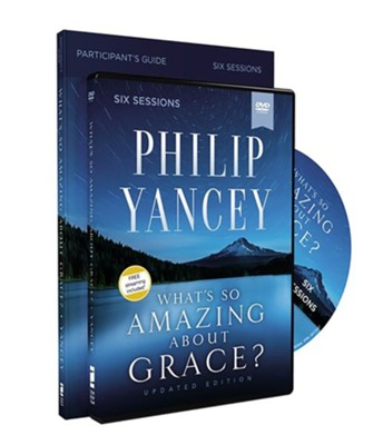 What's So Amazing About Grace? Study Guide with DVD Revised  -     By: Philip Yancey