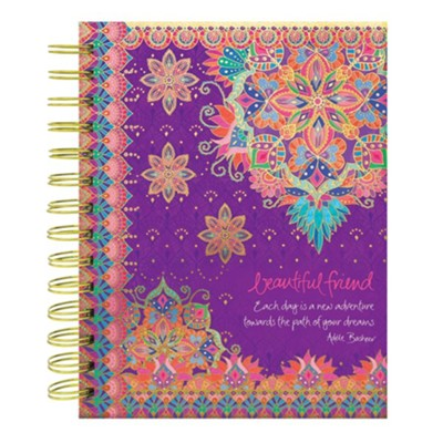 Beautiful Friend Notebook  -     By: Intrinsic