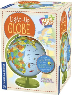 Kids First Light-Up Globe  -