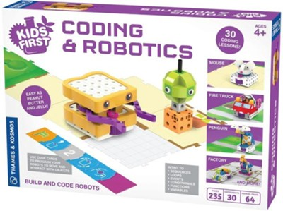 Coding and Robotics  -
