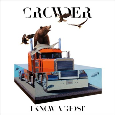 I Know A Ghost, Vinyl   -     By: Crowder